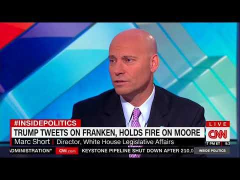Marc Short Defends Trump