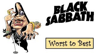 Download Black Sabbath: Worst to Best - Albums Ranked Mp3 and Videos