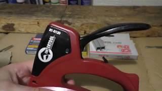 Что делать если степлер клинит или как степлер заставить работать с толстыми скобами?