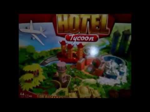 Hotel επιτραπεζιο - board game