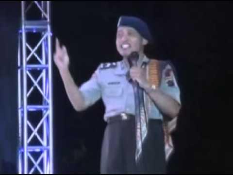 Kiai (POLISI) PATI bersama Habib Syech bin Abdul Qodir Assegaf. HAUL SUNAN GUNUNG JATI