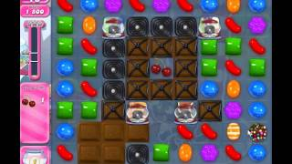 Candy Crush Saga - level 1151 (3 star, No boosters)