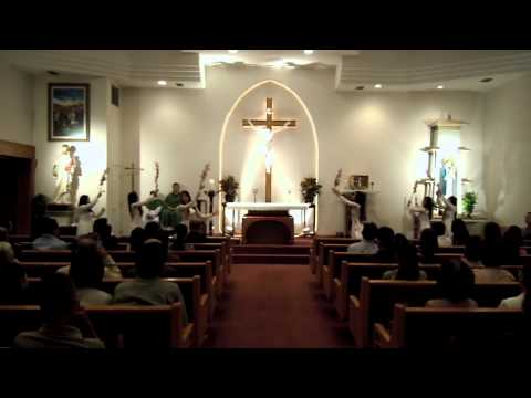 Vietnamese Martyrs Catholic Church Dang Hoa