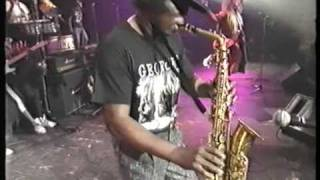 Maceo Parker Solo Atomic Dog