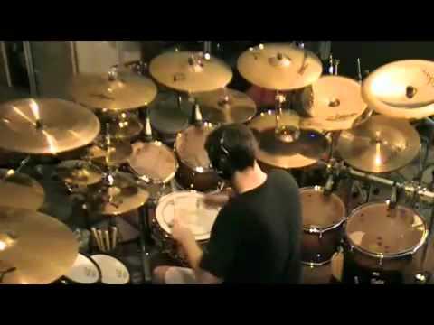 Барабанный кавер на песню Toxicity группы System of a Down