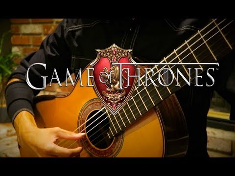 The Rains of Castamere - Game of Thrones - Classical Guitar Cover