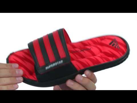 715e1cdc2be7 Adidas Duramo Slide Sandals - Navy and Green - www.simplyswim.com by ...