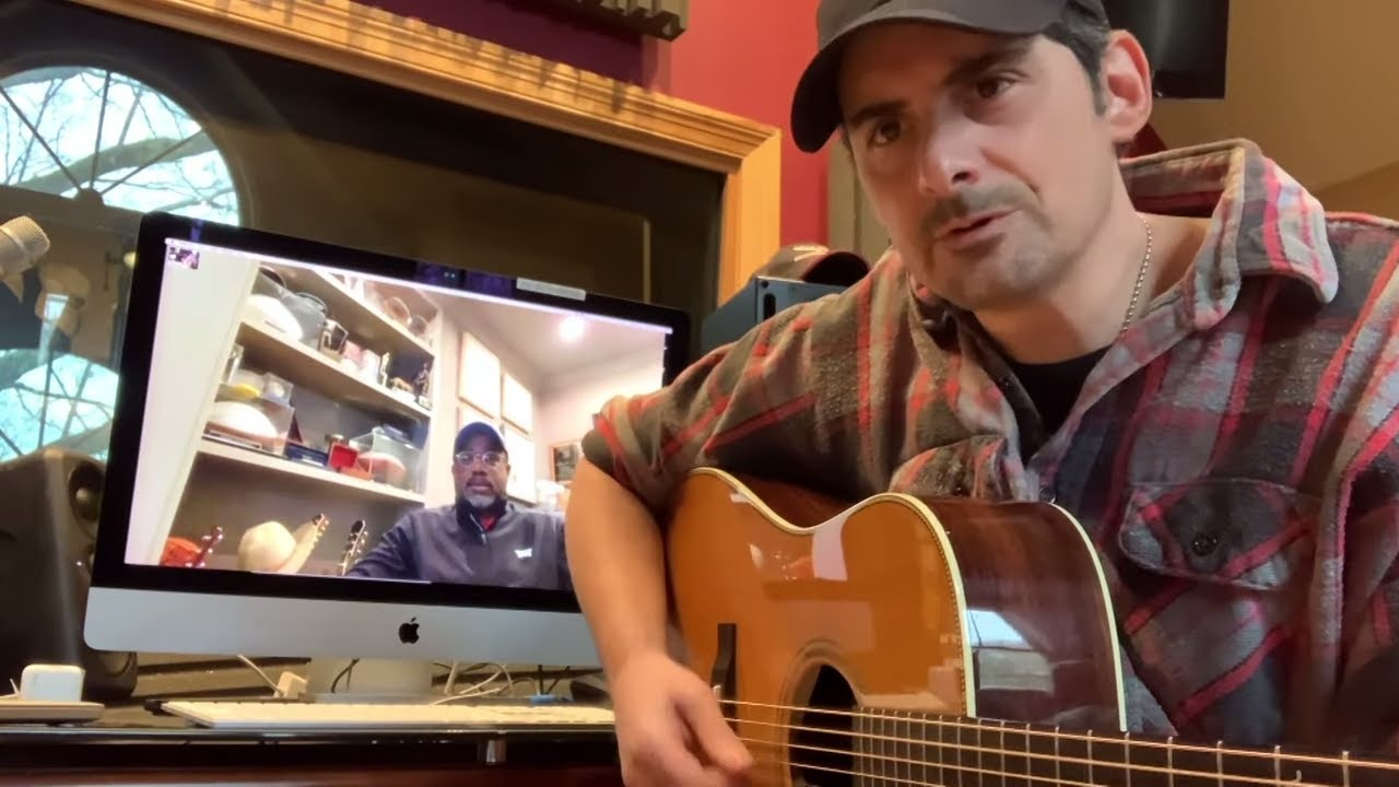 Brad Paisley, Darius Rucker - Lucille / The Gambler (From ACM Presents: Our Country)
