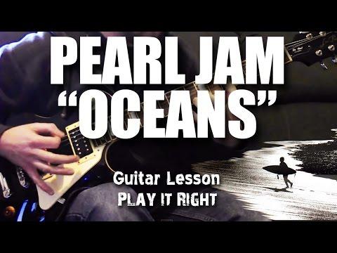 Oceans ukulele chords - Pearl Jam - Khmer Chords