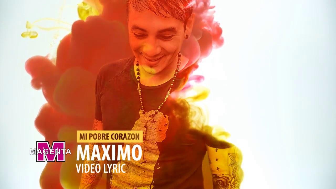 Maxi y La Champions Liga - Mi pobre corazon │ Video Letra