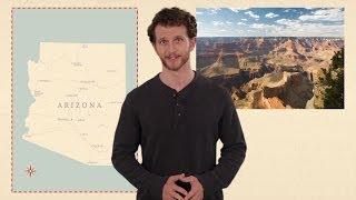 Arizona - 50 States - US Geography