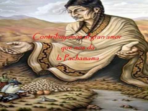 PACHAMAMA  MADRE TIERRA