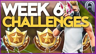 Fortnite Saison 5 Semaine 6 Challenges Guide! Battle Pass Challenges!