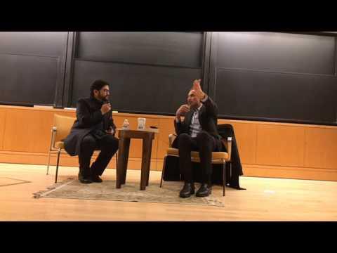 [Princeton University] Question & Answer [30/03/2017] | Tariq Ramadan