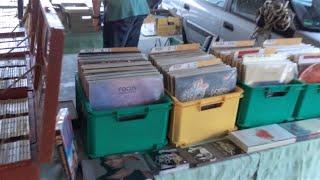 #16 Flea Market Vinyl Finds - Digging In Bielefeld Germany