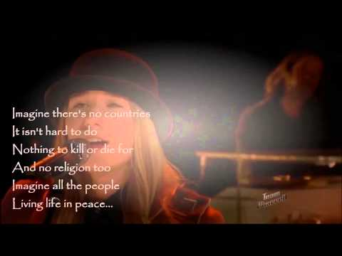 """Imagine"" Movie  with Lyrics Sawyer Fredericks."