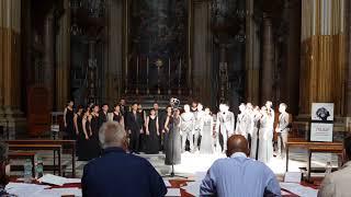 O Salutaris Hostia【Taichung Artist Chamber Choir】