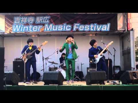 ザ・ブービーズ 吉祥寺WinterMusicFestival