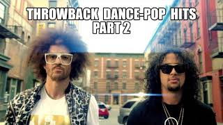 THROWBACK DANCE-POP HITS (PART 2) - DJ KENB [LMFAO, NE-YO, WILL.I.AM, USHER, TAIO CRUZ]