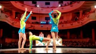 Moldova Are Talent - TRIADA 19.09.2014 Sezonul 2 Ep.1