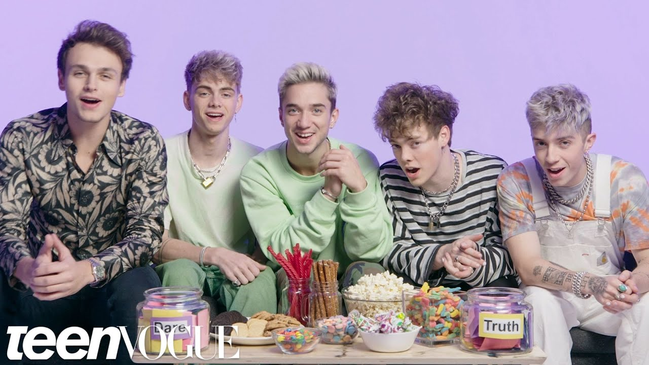 Why Don't We Plays I Dare You   Teen Vogue - YouTube