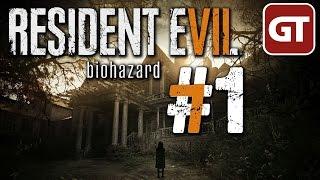 Thumbnail für das Resident Evil 7 Biohazard Let's Play