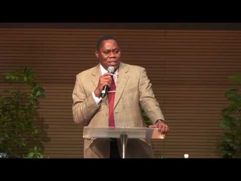 18 Nov 2016 1st night 'Building Altars of Transformation All over Singapore' by Dr. John Mulinde