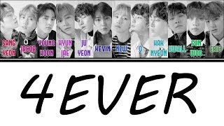 [3.44 MB] [Color Coded Lyrics] THE BOYZ (더보이즈) - 4EVER [Han/Rom/Eng]
