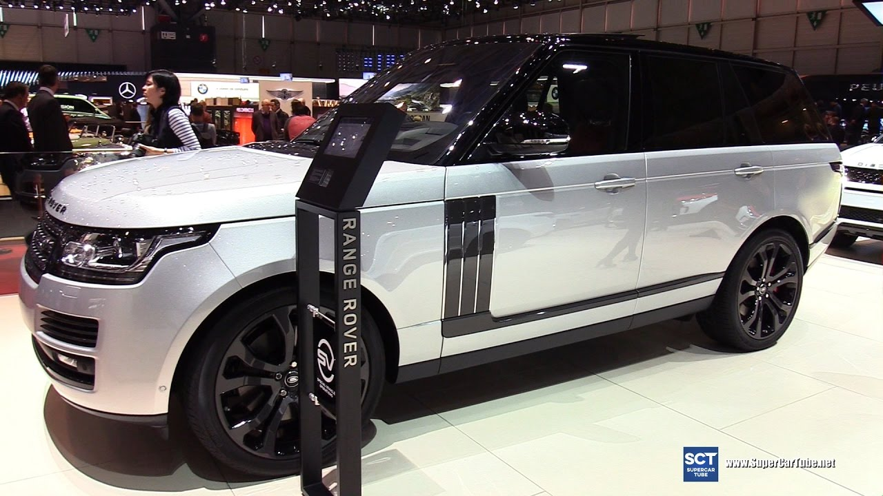 2017 Range Rover Svautobiography Dynamic V8 Exterior