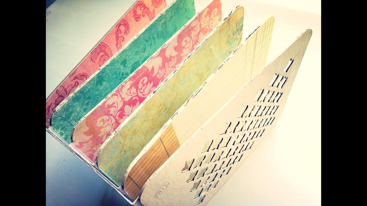 Mini album binding tutorial mini album binding tutorial solutioingenieria Gallery