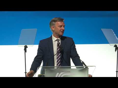 SMMT International Automotive Summit 2018 - Mike Hawes, chief executive, SMMT