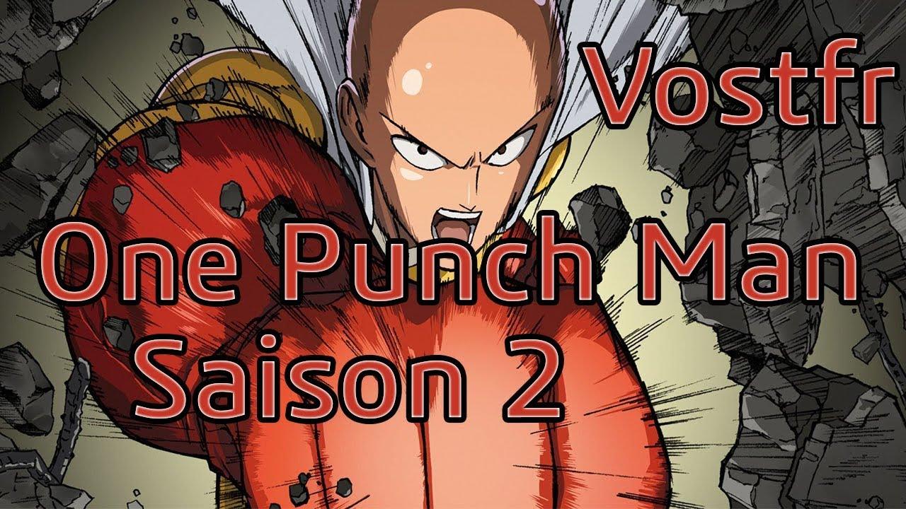 Comment Regarder One Punch Man Saison 2 Vostfr Gratuitement Youtube