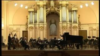 Poulenc Aubade オーバード Piano:Nobuyoshi Takasaki