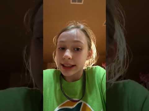 Couch Elementary School Upstander Elizabeth Foster (4th Grade)