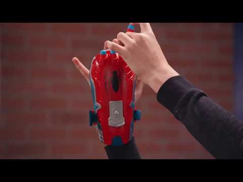 Avengers Power Moves Role Play Spider Man