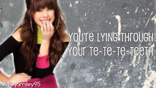 Carly Rae Jepsen - I Know You Have A Girlfriend (with lyrics)