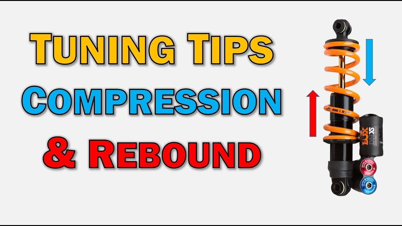Tuning tips: Compression & Rebound damping (MTB Rear Suspension Ep 7)