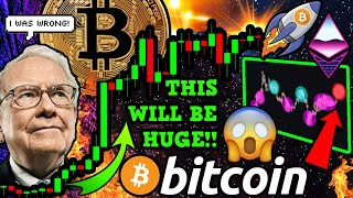 BITCOIN: BIG MONEY IS COMING!!! [PROOF] THE NEXT 24 HRS ARE CRITICAL!!! BUFFET ADMITS HE WAS WRONG