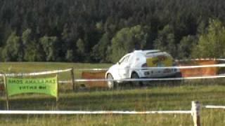 Cross Country Rally Vsetin 2009 - Kakrda