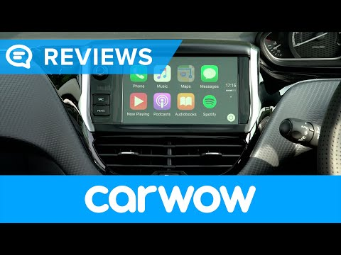 peugeot-2008-suv-2018-infotainment-and-interior-review-|-mat-watson-reviews