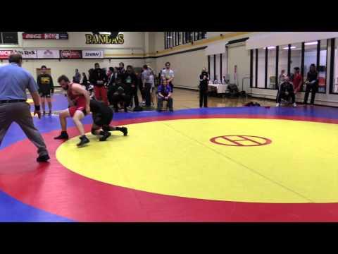 2015 Golden Bear Invitational: 82 kg Jasmit Phulka vs. Ben Christopher