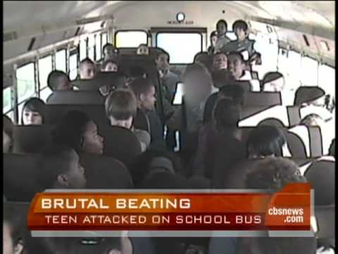 Student Attacked on Bus