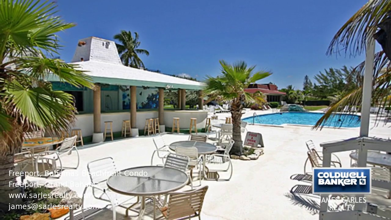 Freeport Bahamas Beachfront Condo