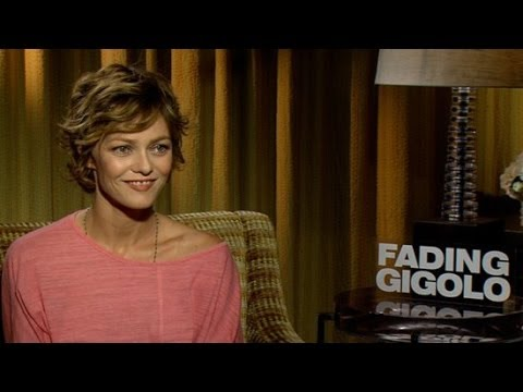 Vanessa Paradis Talks Happiness and Fading Gigolo