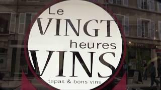 Le Vingt heures Vins à Avallon (89).