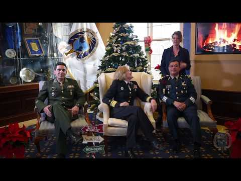 Inter-American Defense College (IADC) Christmas Holiday Message (2017)