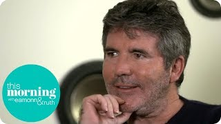 X Factor Exclusive: Simon Cowell Responds to Sharon's Comments | This Morning