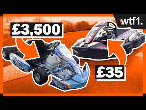 £35 vs � Go Karts