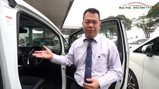 2018 TOYOTA VELLFIRE VS TOYOTA VELLFIRE 2015 TO 2017 (B.Malay)