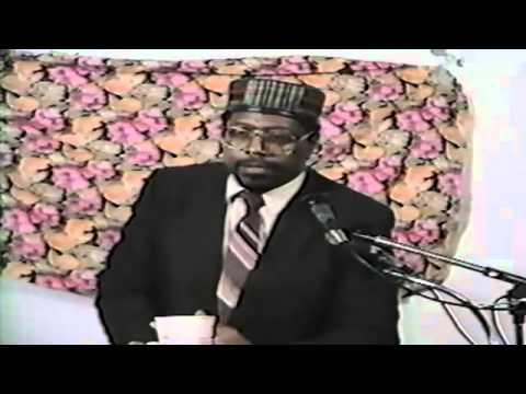 Mhenga Amos N. Wilson: Why We Must Move Beyond Lectures